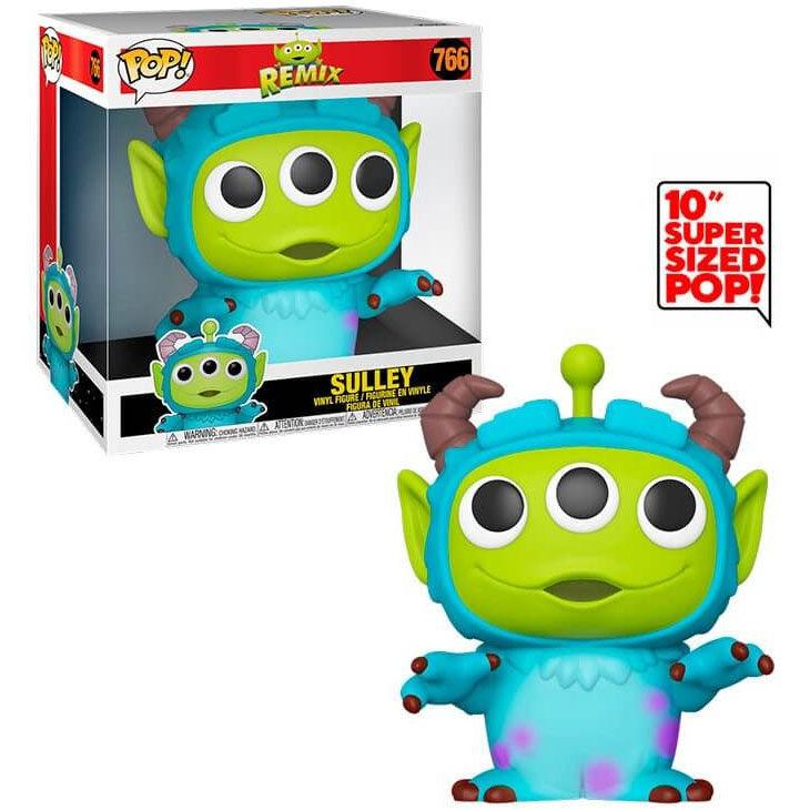 Figura POP Disney Pixar Alien Remix Sulley 25cm 889698496049