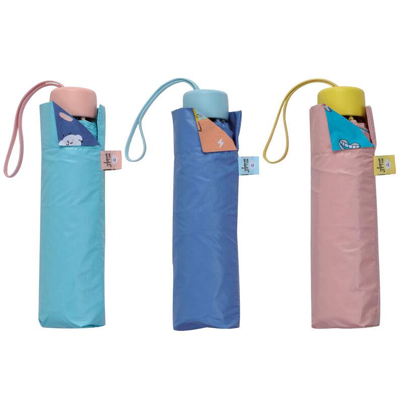Paraguas plegable manual Doble Cara Mr. Wonderful surtido 54cm 8424159191822