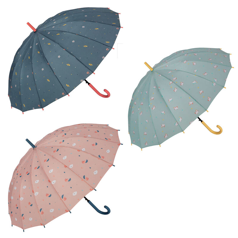Paraguas automatico Estampados Mr. Wonderful surtido 61cm 8424159191914