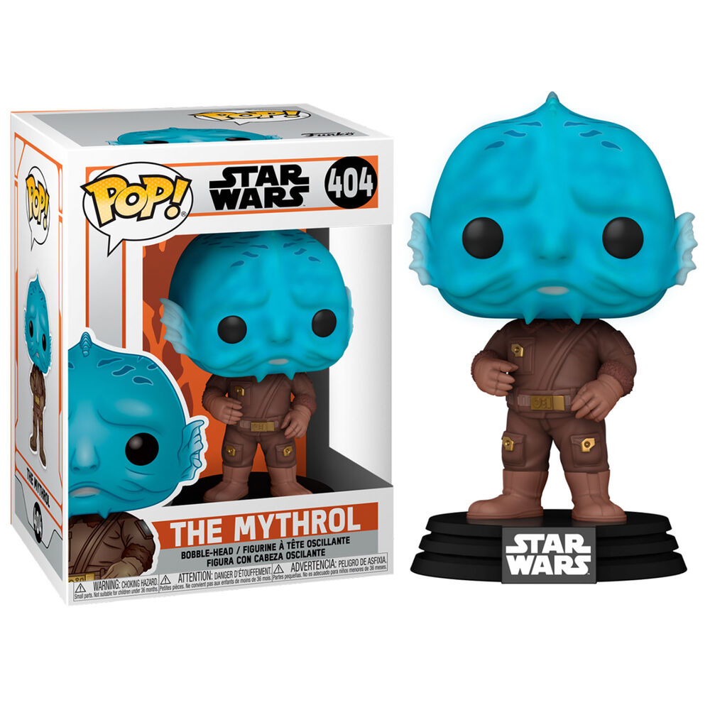 Figura POP Star Wars The Mandalorian The Mythrol 889698509602