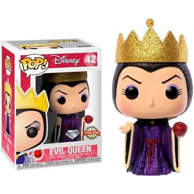 Figura POP Disney Evil Queen Glitter Exclusive 889698291262