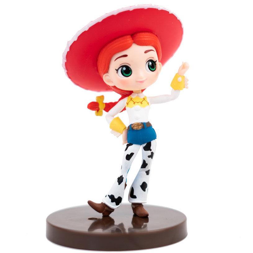 Figura Jessie Toy Story Disney Q Posket 7cm 3296580826810