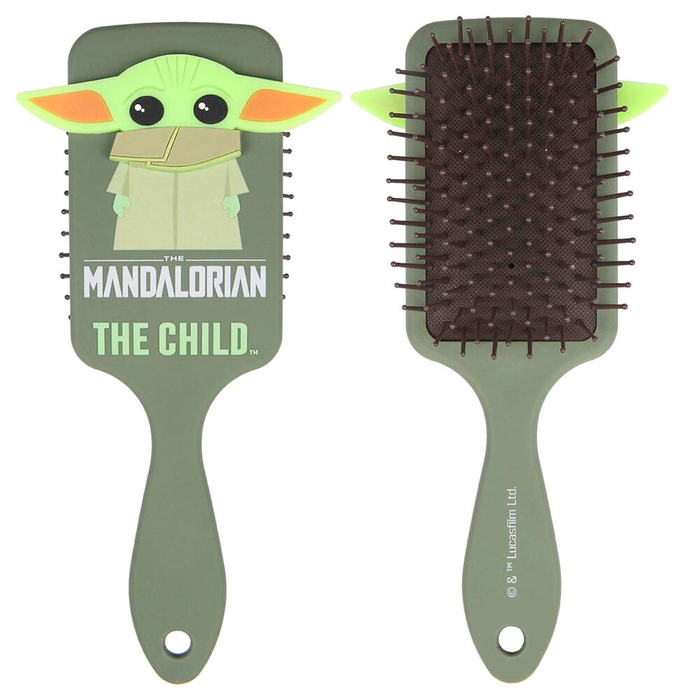 Cepillo pelo Yoda Child The Mandalorian Star Wars 8427934485833