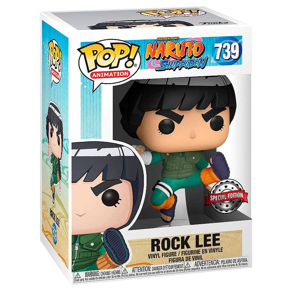 Figura POP Naruto Rock Lee