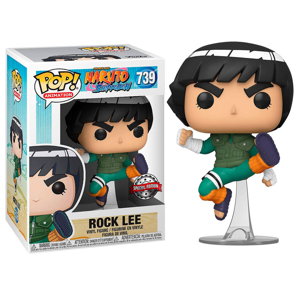 Funko POP o Figura POP Naruto Rock Lee
