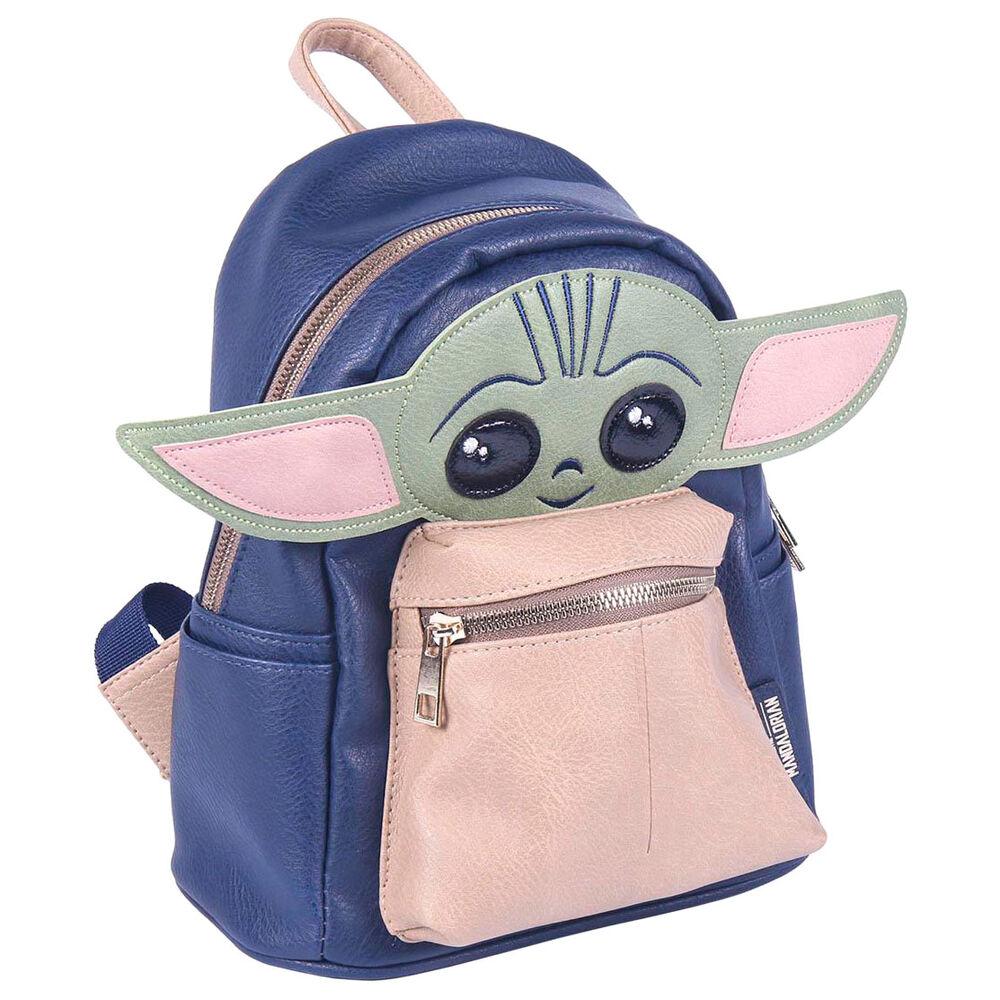 Mochila Yoda Child The Mandalorian Star Wars 22cm 8427934473045