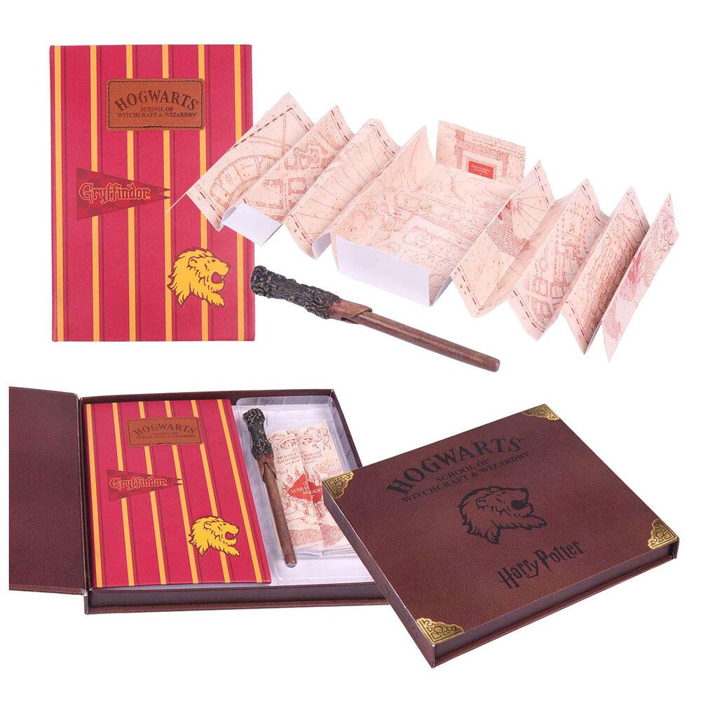 Set papeleria Harry Potter 8427934523634