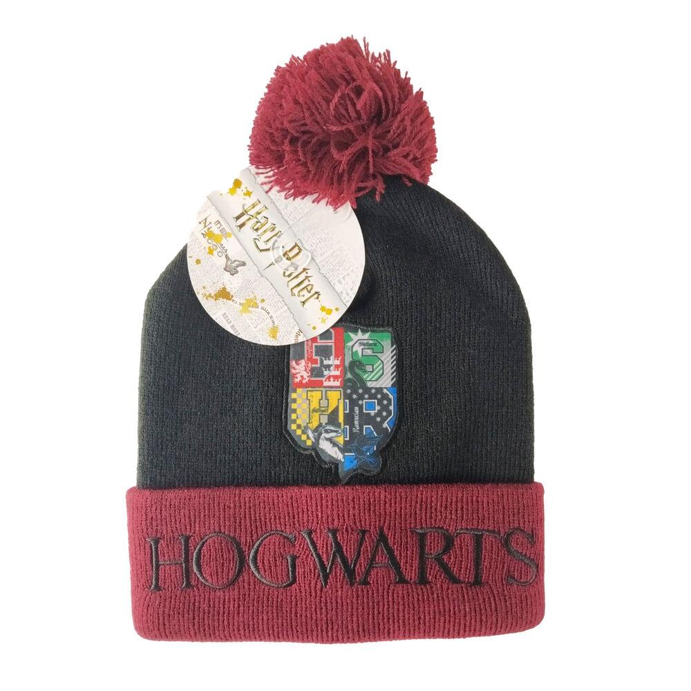 Gorro pompon Harry Potter Hogwarts 5908213322566