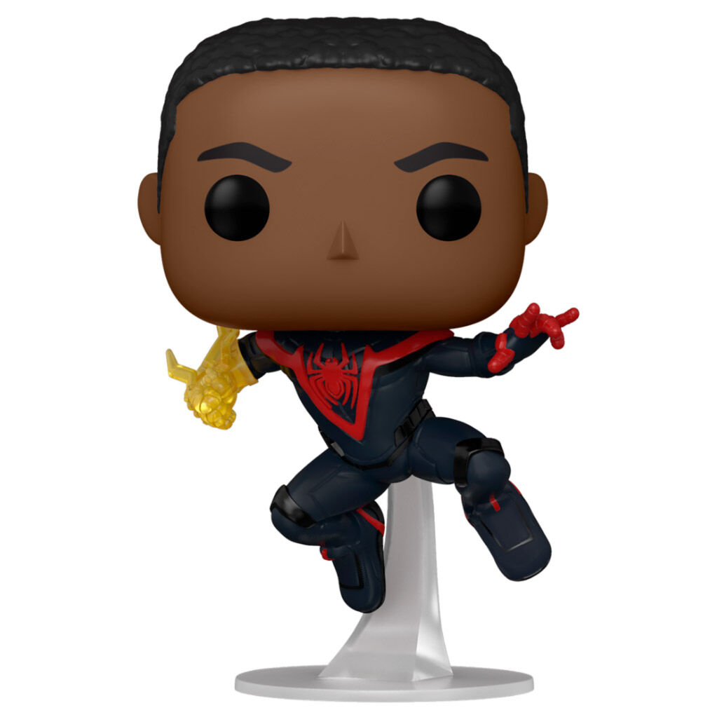 Figura POP Spiderman Miles Morales Classic Suit Chase 889698501507Chase