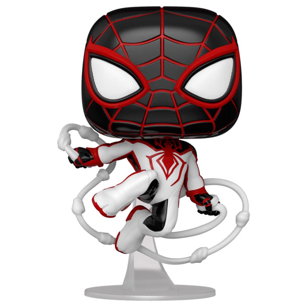 Funko POP o Figura POP Spiderman Miles Morales - Miles Morales Track Suit