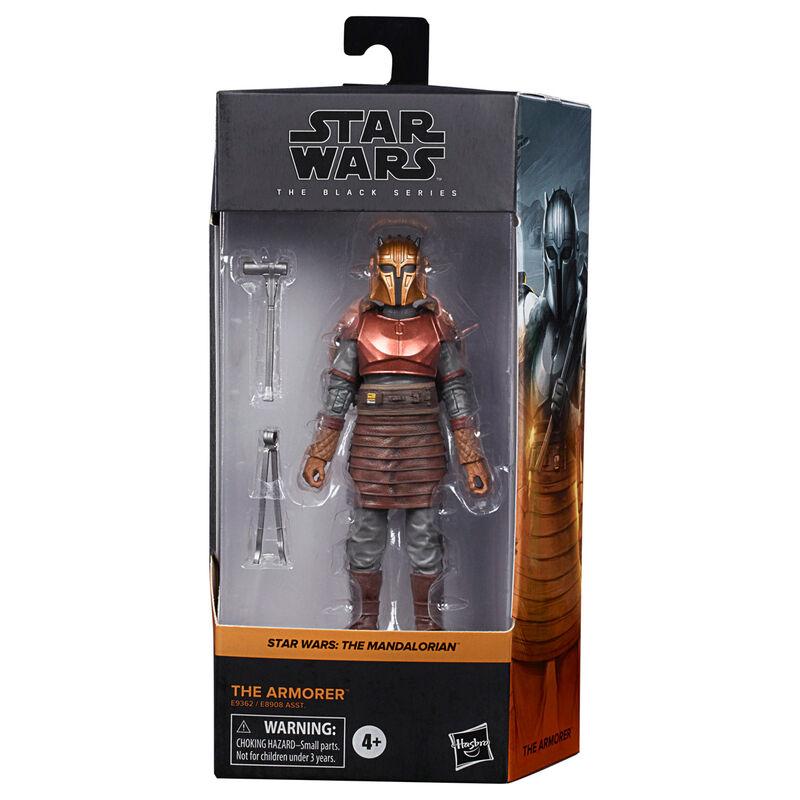Figura The Armorer The Mandalorian Star Wars 5010993754717