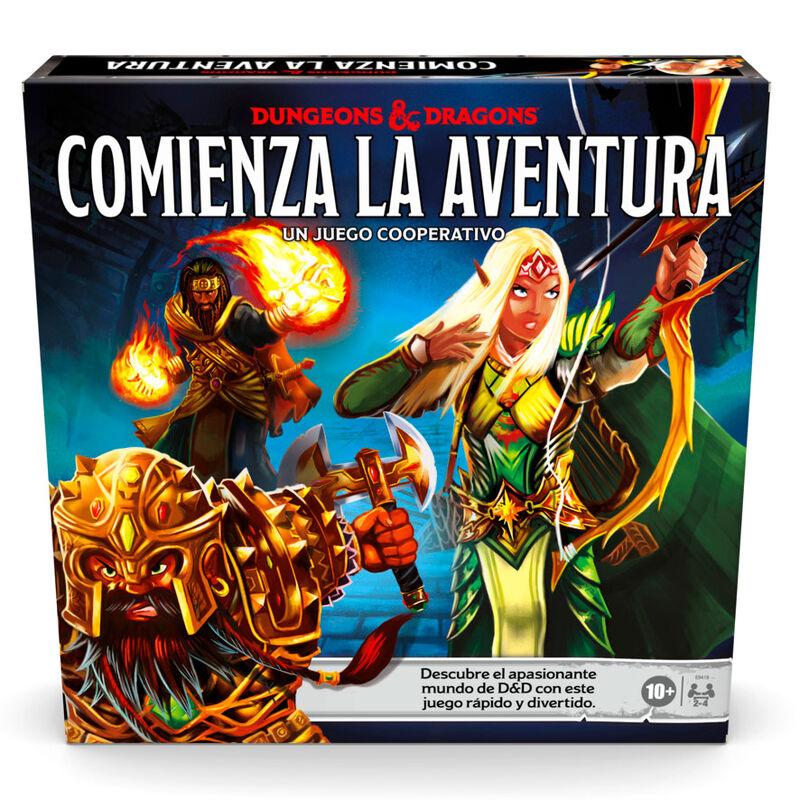 Juego Dragones y Mazmorras Comienza la Aventura 5010993732111