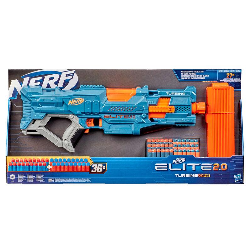 Lanzador Turbine CS 18 Nerf Elite 2.0 5010993732203