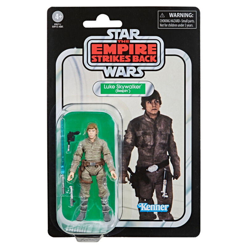 Figura Luke Skywalker Star Wars The Vintage Collection 9,5cm By Hasbro