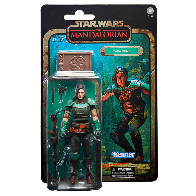 Figura Cara Dune The Mandalorian Star Wars 19cm By Hasbro