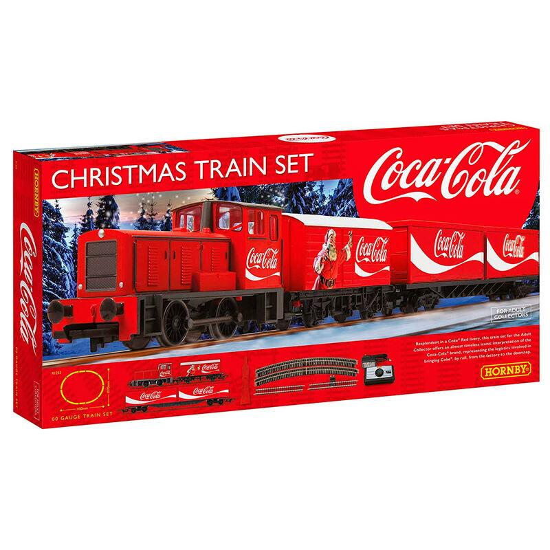 Set tren Navidad Coca Cola 5055286654510