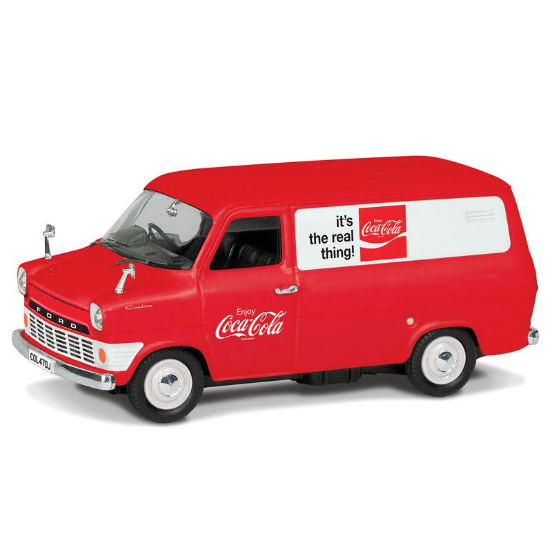 Furgoneta Ford Transit Mk1 Coca Cola 5055286668777