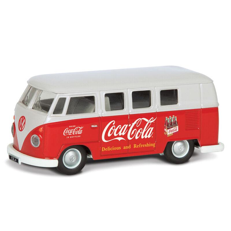 Furgoneta Early 1960 s VW Camper Coca Cola 5055286666650