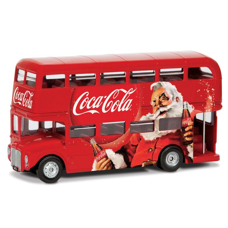 Bus London Christmas Coca Cola 5055286666698