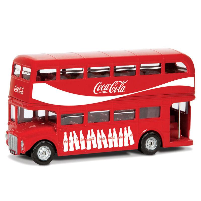 Bus London Coca Cola 5055286669002