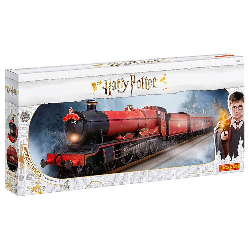 Tren electrico Hogwarts Express Harry Potter 5055286654527