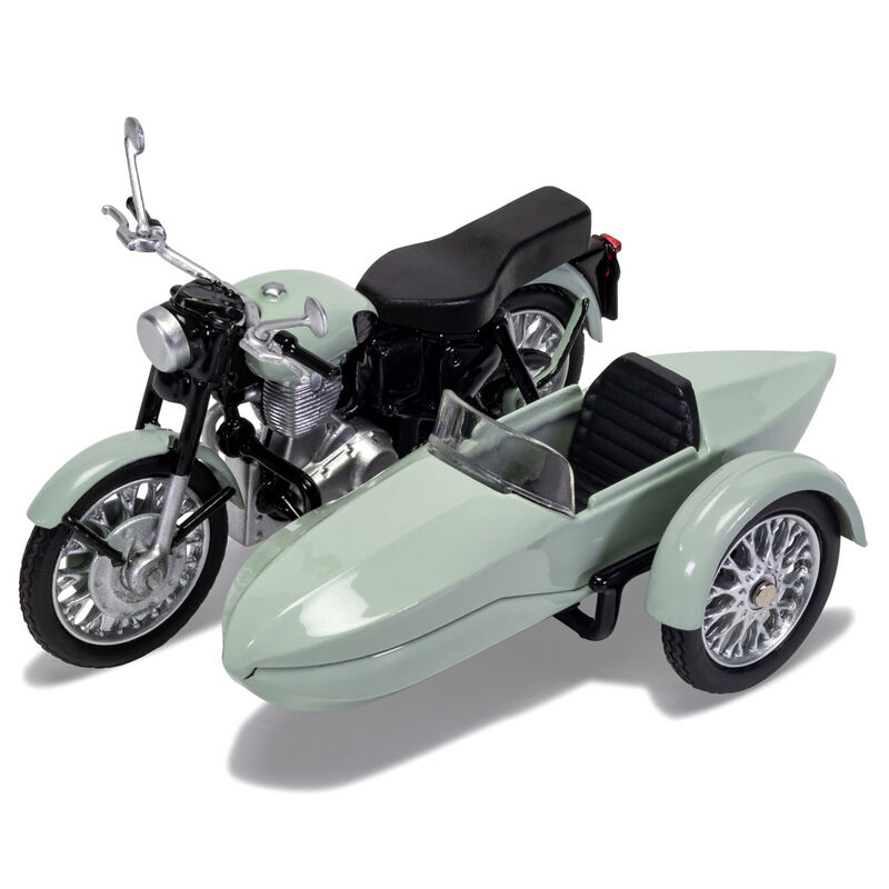 Moto sidecar Hagrid Harry Potter 5055286673887