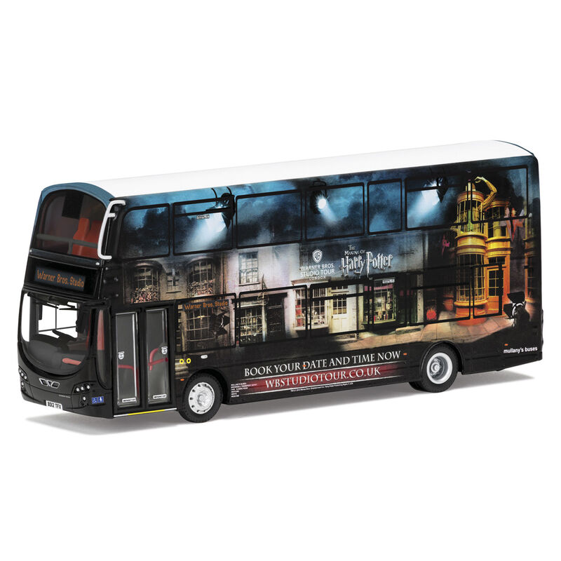 Bus Tour London Wright Eclipse Gemini 2 Mullany s Buses Harry Potter