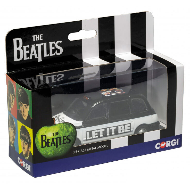 Taxi London Let it Be The Beatles 5055286670404
