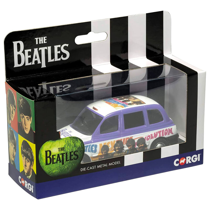 Taxi London Hey Jude The Beatles 5055286670428