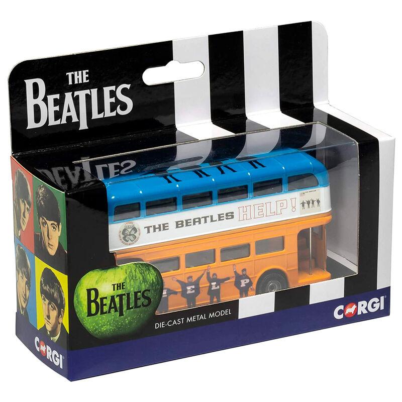 Bus London Help! The Beatles 5055286670381