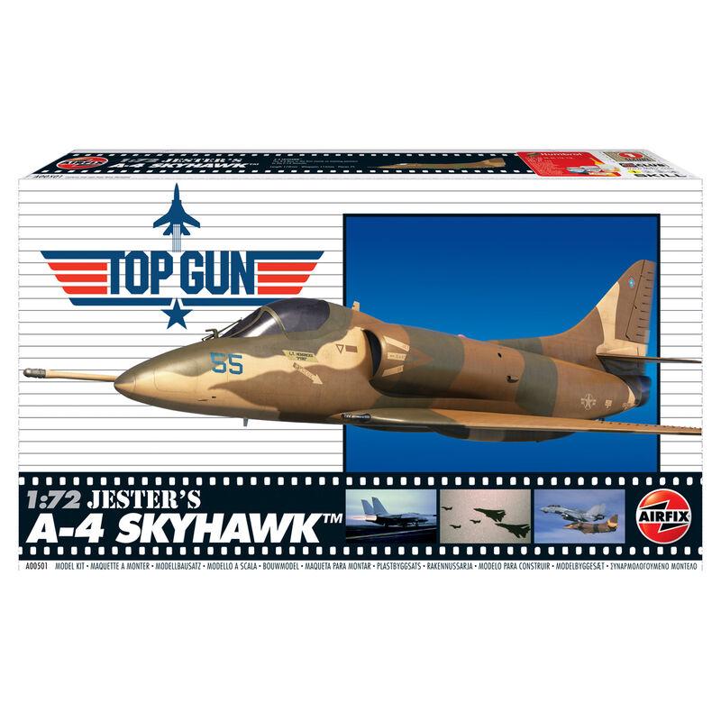 Maqueta Jester s A-4 Skyhawk Top Gun 5055286677052