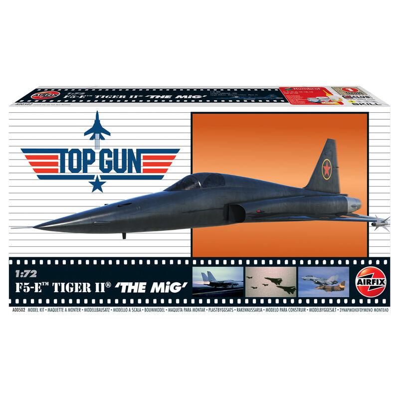 Maqueta F5-E Tiger II THE MIG Top Gun 5055286677045