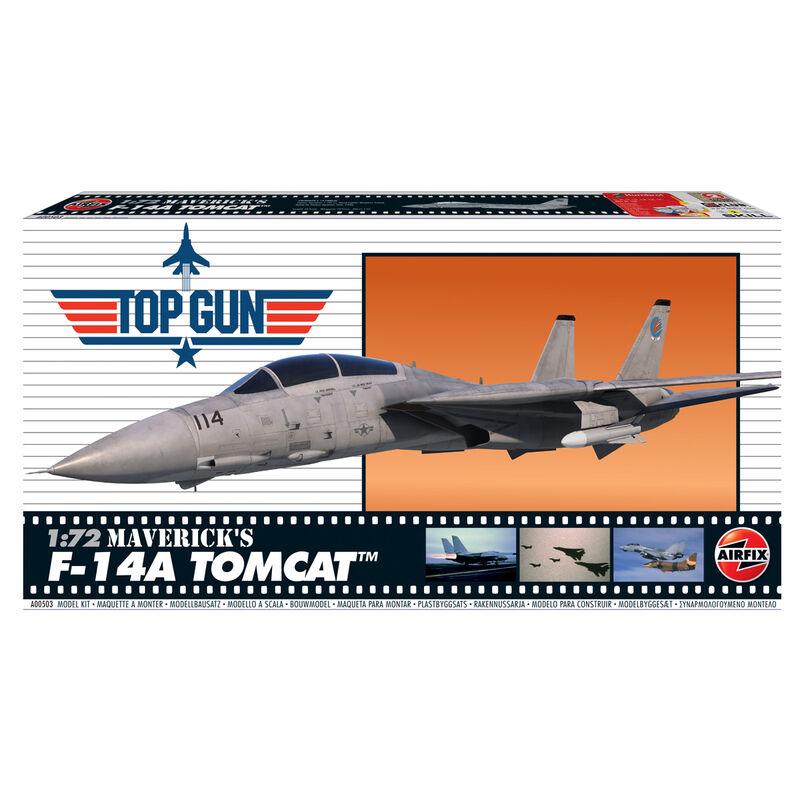 Maqueta Maverick s F-14A Tomcat Top Gun 5055286677038