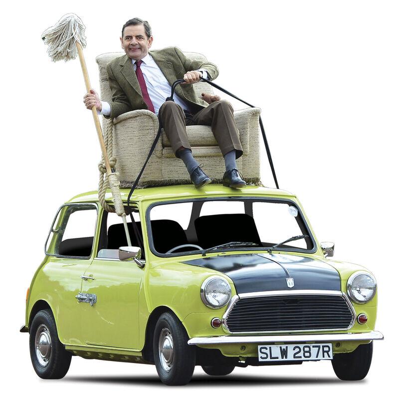 Coche Mini Do It Yourself Mr. Bean 5055286678097