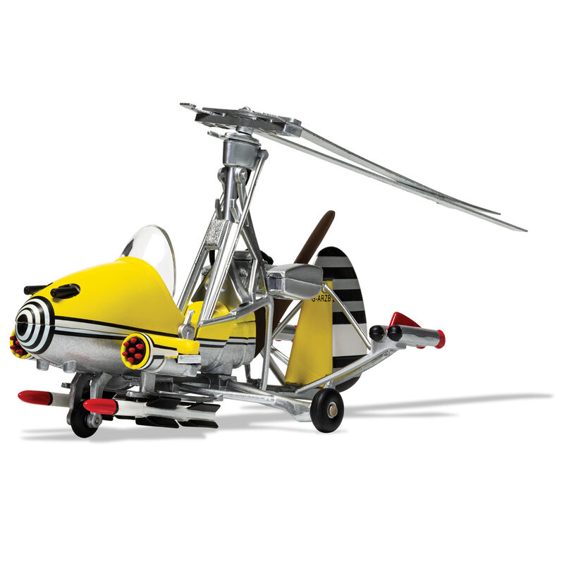 Helicoptero Gyrocopter Little Nellie You Only Live Twice James Bond 5055286676772