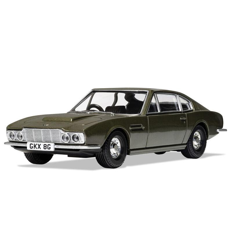 Coche Aston Martin DBS Her Majesty s Secret Service James Bond 5055286676789