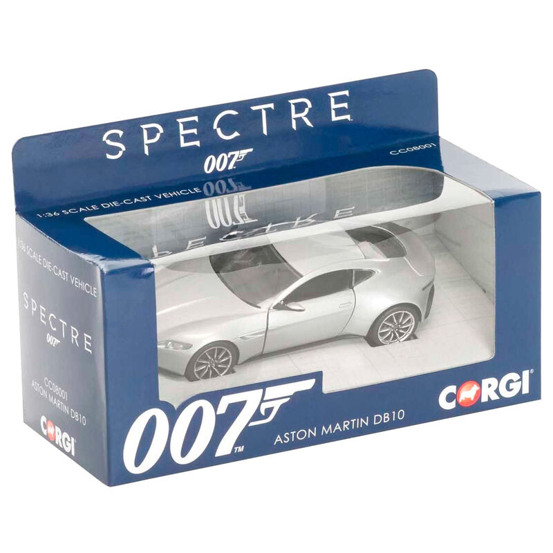 Coche Aston Martin DB10 Spectre James Bond 5055286627491