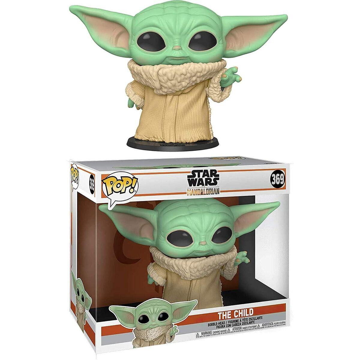 Figura POP Star Wars Mandalorian Yoda The Child 25cm 889698497572