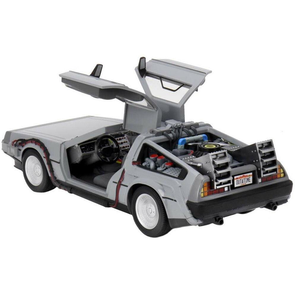 Vehiculo DeLorean Regreso al Futuro 15cm 634482536070