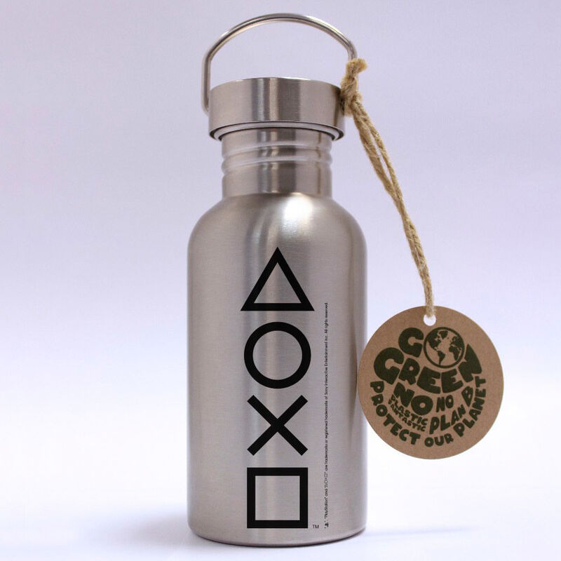 Botella Buttons Playstation 5028486422753
