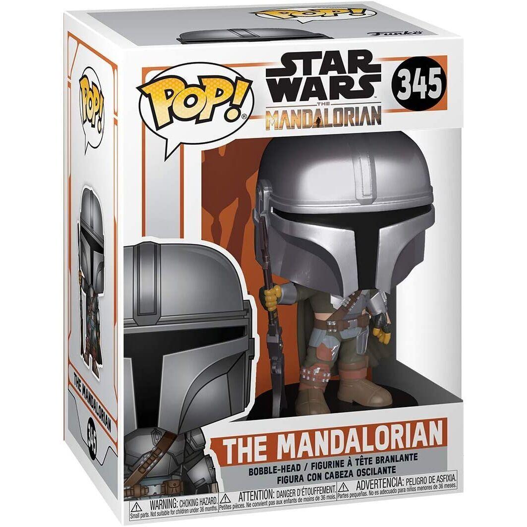 Figura POP Star Wars Mandalorian The Mandalorian 889698455459