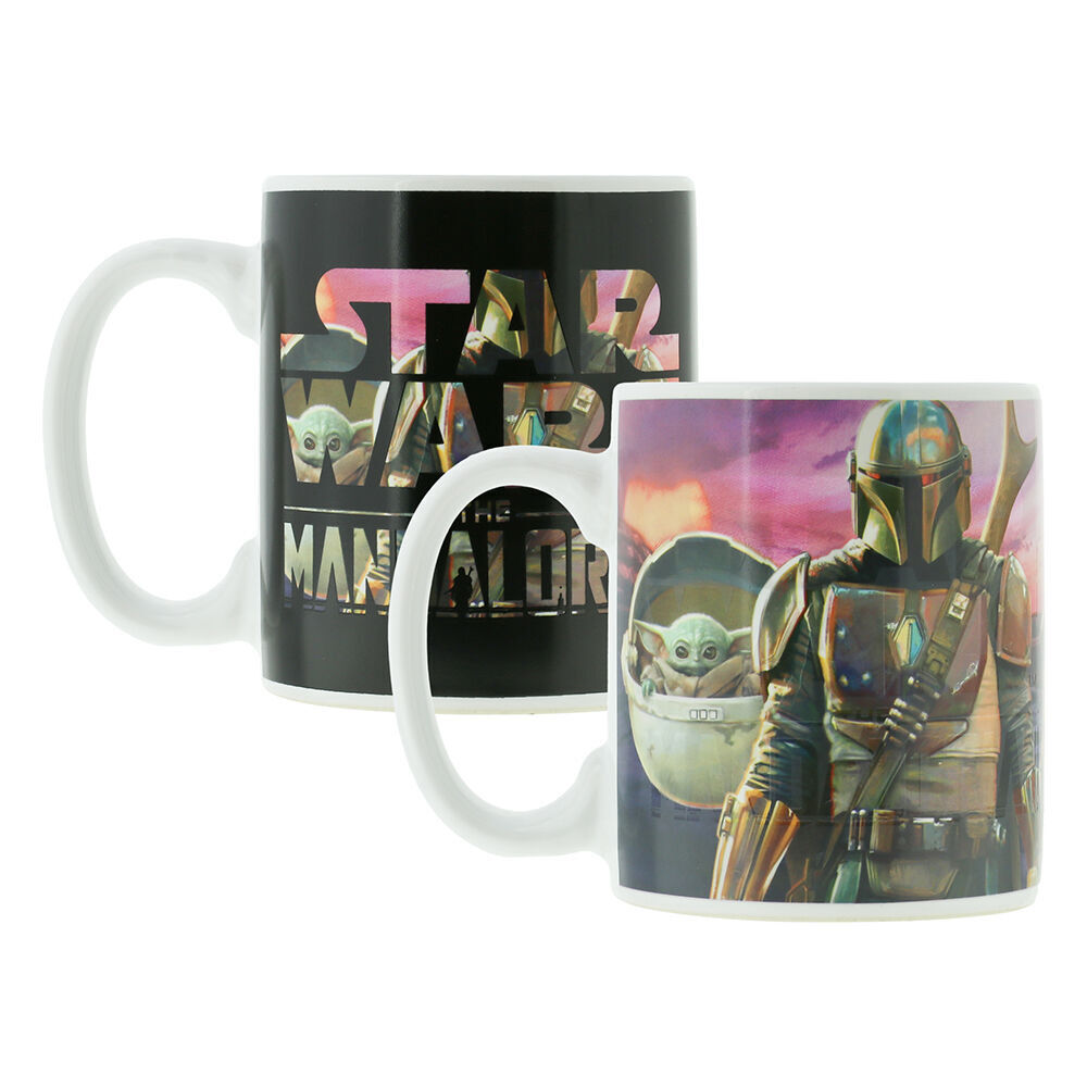 Taza termica The Mandalorian Star Wars