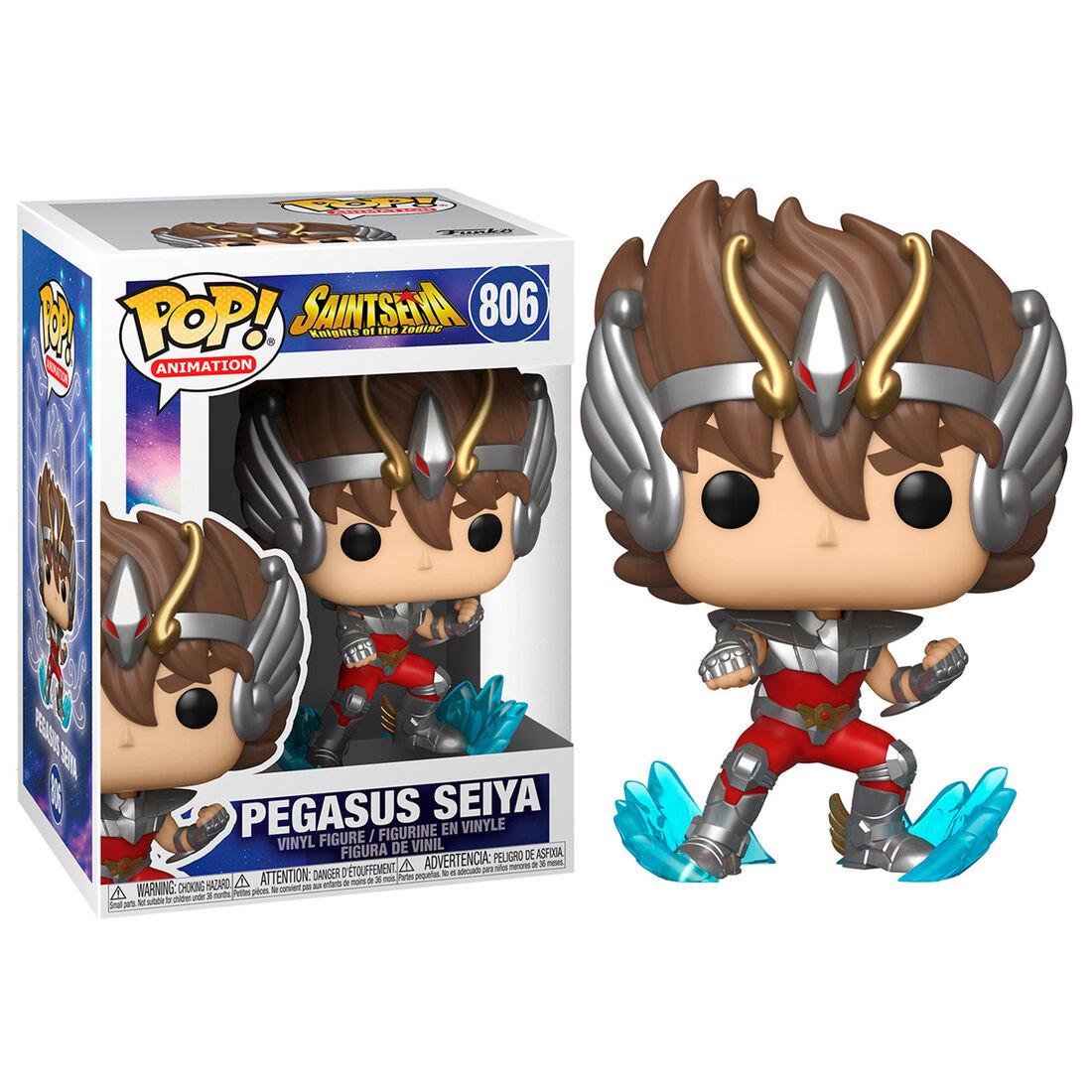 Figura POP Pegasus Seiya Saint Seiya 889698476904