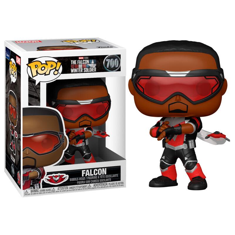 Funko POP o Figura POP Marvel The Falcon y el Soldado del Invierno Falcon