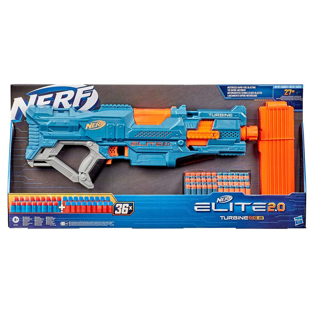 Lanzador Turbine Cs-18 Elite 2.0 Nerf 5010993826643