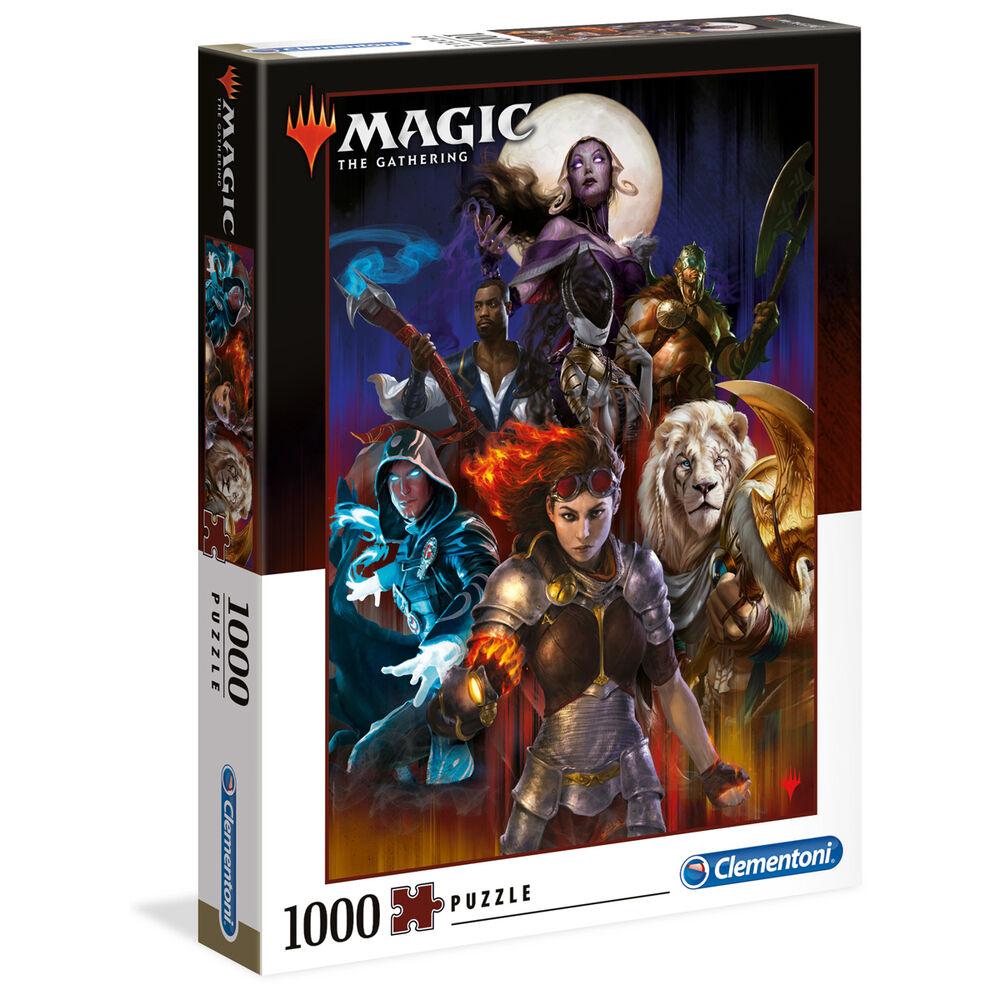 Puzzle Magic The Gathering 1000pzs 8005125395637