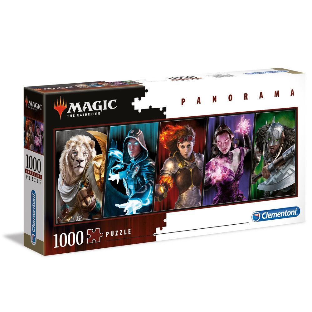 Puzzle Panorama Magic The Gathering 1000pzs 8005125395651