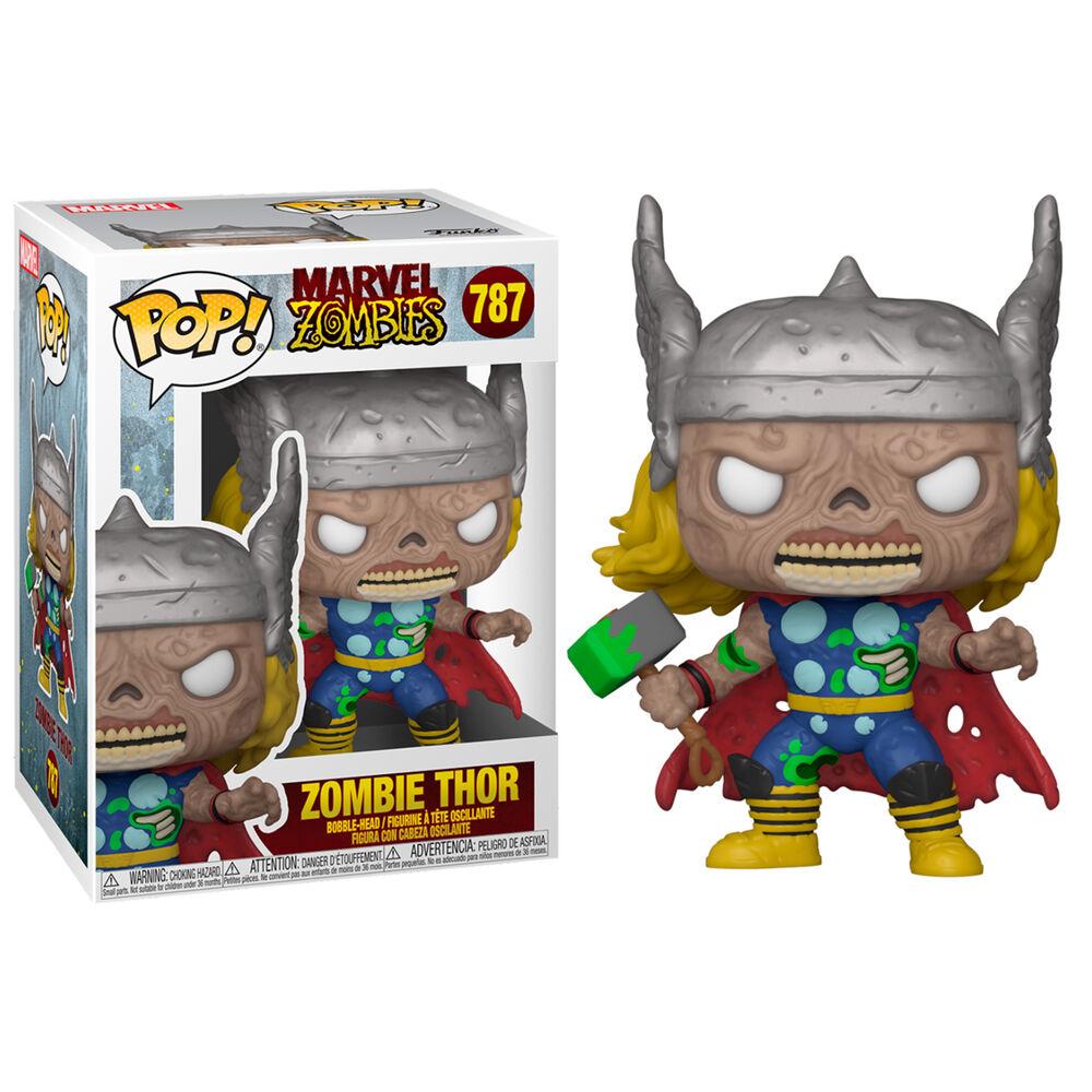 Funko POP o Figura POP Marvel Zombies Thor