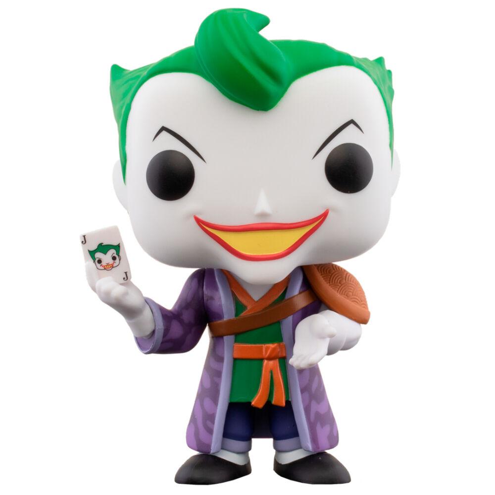 Figura POP DC Comics Imperial Palace Joker 889698524285