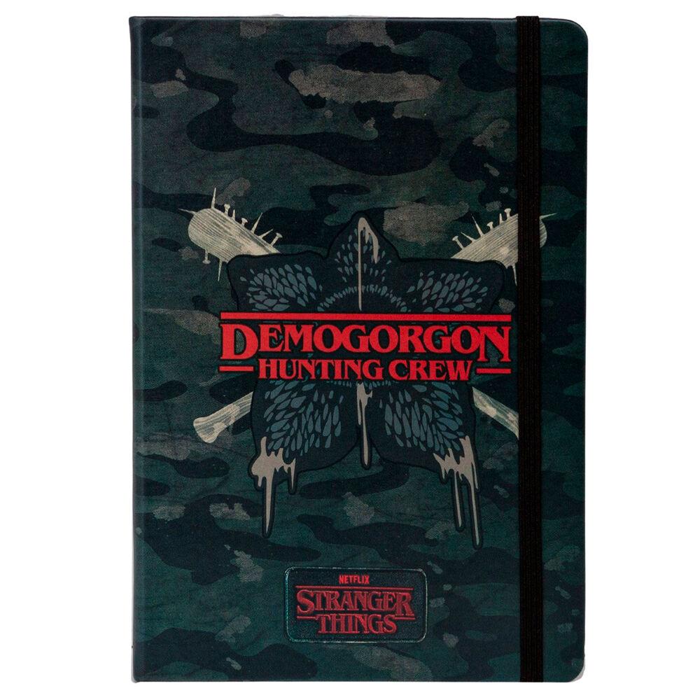 Diario Demogorgon Stranger Things 8445118020090